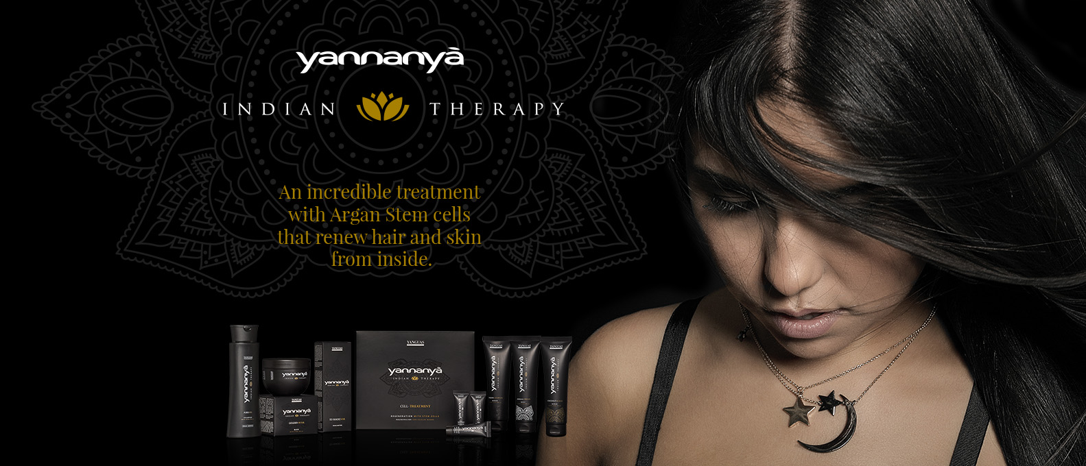 Indian Therapy - Yanguas Professional