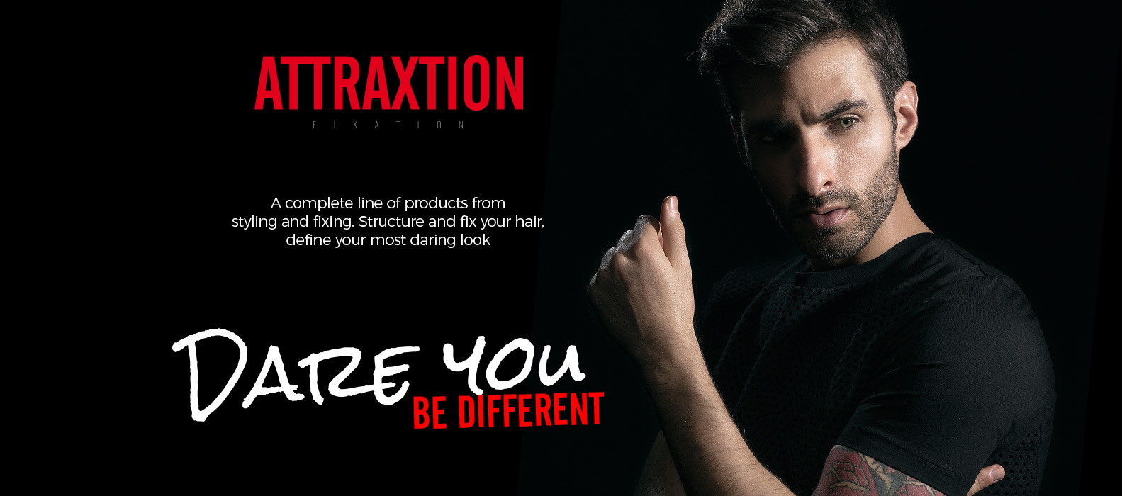 Attraxtion - Dare You, Be Different - Mov