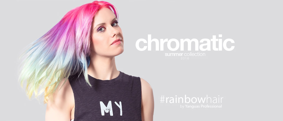 Chromatic | Rainbow Hair