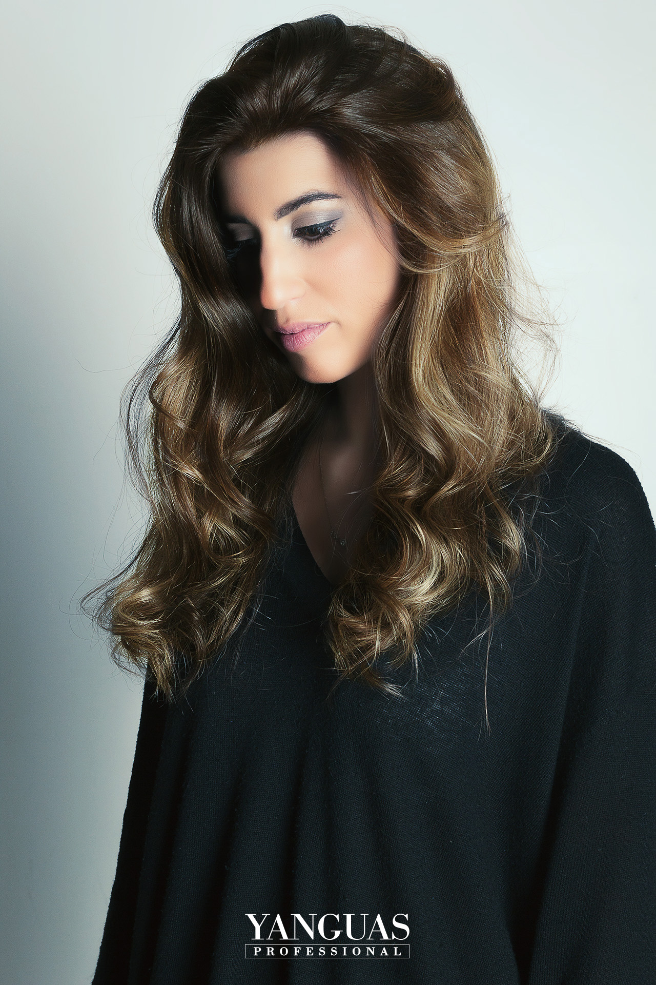 Tendencia Tiger Eye En El Cabello, Por Yanguas Professional