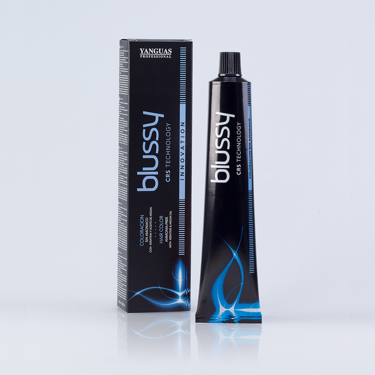 Tinte Sin Amoniaco Blussy Hair - Yanguas Professional