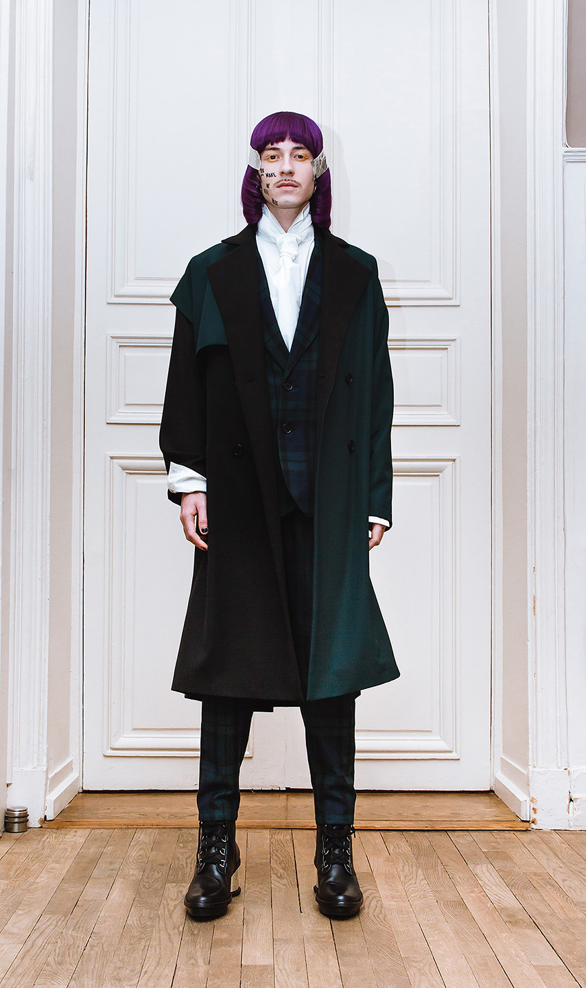 Mr Wilde FW18-19 Collection By 44 Studio