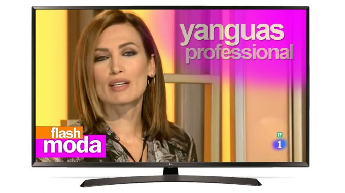 Reportaje De Yanguas Professional En Flash Moda (RTVE)