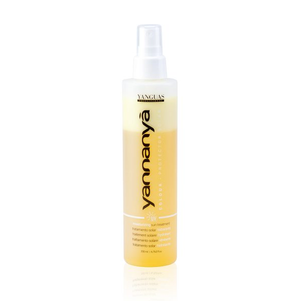 Acondicionador Solar Hidratante 200 Ml – Yanguas Professional