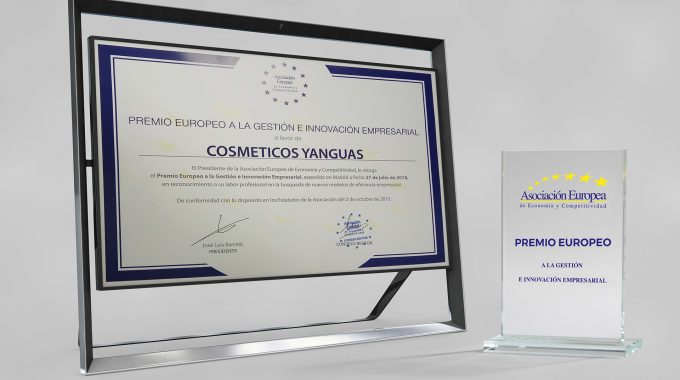 AEDEEC - Award © Yanguas Professional