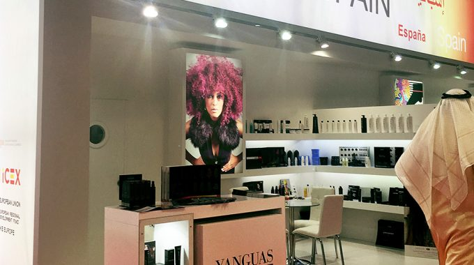 Yanguas Professional - Presente En BeautyWorld Middle East