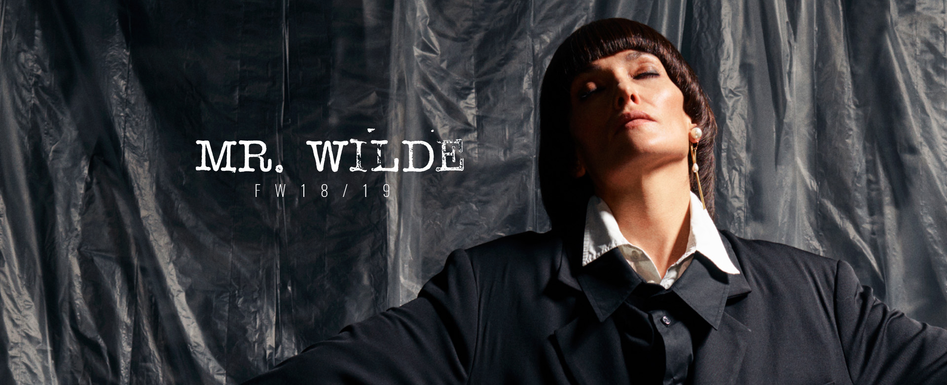Mr Wilde © 44 Studio con Laura Ponte y patrocinado por Yanguas Professional